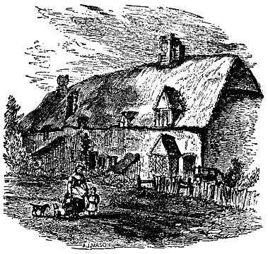 Possible House of Mother Shipton
