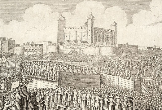 Executions at the Tower of London