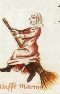 Witch image from 1451